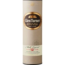 Glen Turner scotch whisky single malt 12 ans 40° -70cl