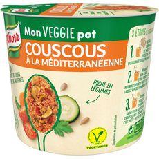 Knorr plat cuisiné couscous veggie 73g