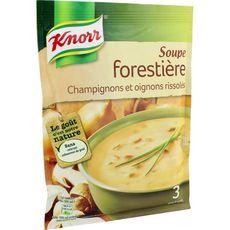 Knorr soupe déshydratée forestière 85g