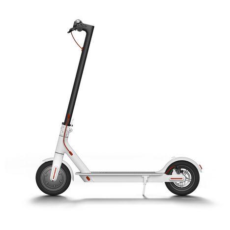 XIAOMI Trottinette électrique Pliable M365 Mi Scooter Blanc