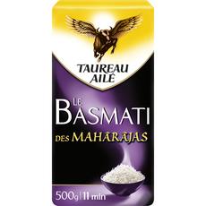 TAUREAU AILE Riz basmati des Mahârâjas 500g