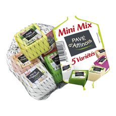 PAVE D AFFINOIS Mini fromage à pâte molle 130g