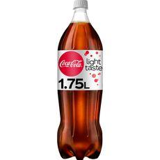 COCA-COLA Boisson gazeuse aux extraits végétaux light 1,75l