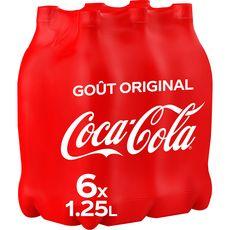 Coca Cola 6x1,25l