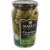 Maille Maille Cornichons extra fins cueillis main sélection grand croquant 220g