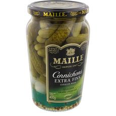 Maille cornichons extra-fins l'original bocal 220g