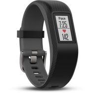 GARMIN Bracelet connecté Tracker d'activité VivoSport Noir Gris