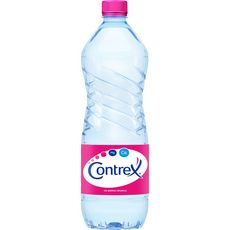 CONTREX Eau minérale naturelle plate 1l