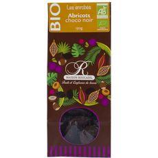Roucadil  abricot au chocolat noir bio 130g