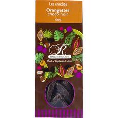 Roucadil orangettes au chocolat noir 100g