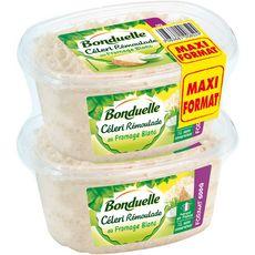 BONDUELLE Céleri rémoulade au fromage blanc 2 pièces 1kg