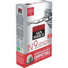 San Marco venezia nespresso capsule x10 -51g