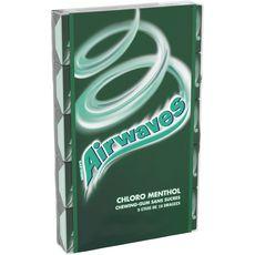 Airwaves chloro menthol 5x10 dragées 70g