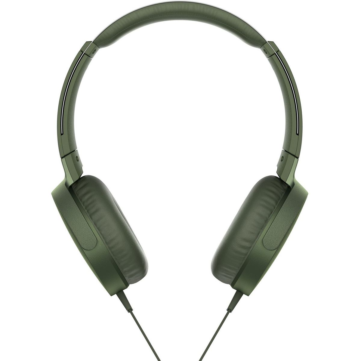 Casque Audio Extra Bass XB550 AP Jack Kaki