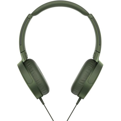 SONY Casque Audio Extra Bass XB550 AP Jack Kaki