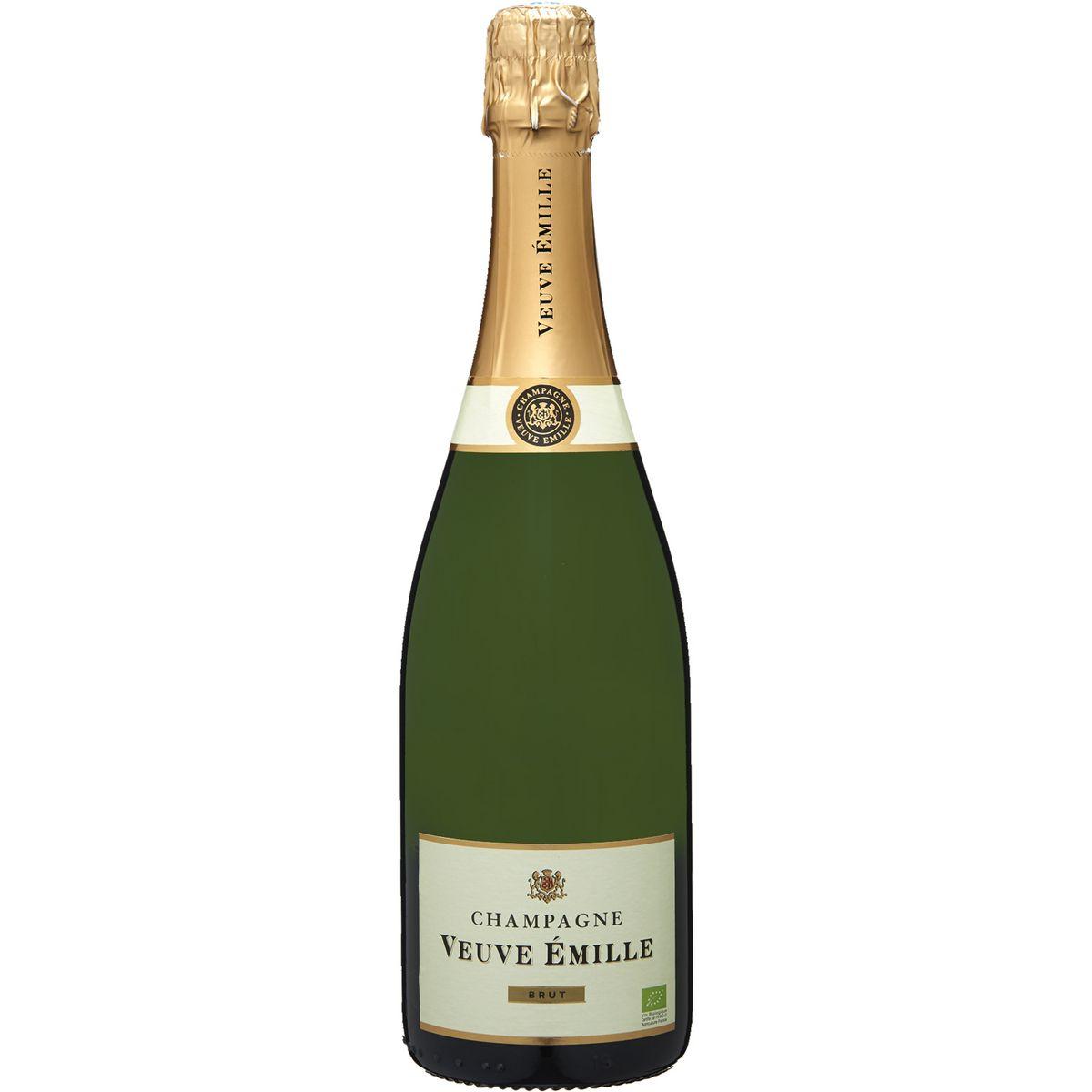 AOP Champagne brut bio
