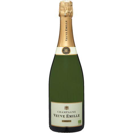 VEUVE EMILLE AOP Champagne brut bio