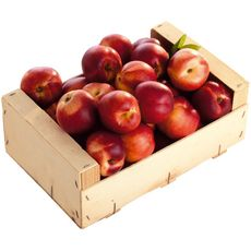 Nectarines blanches plateau 2kg