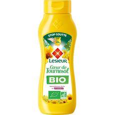Lesieur huile bio stop goutte coeur tournesol 675ml