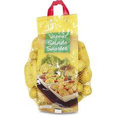 AUCHAN Auchan Pommes de terre de consommation vapeur salade sautées 2,5kg 2,5kg
