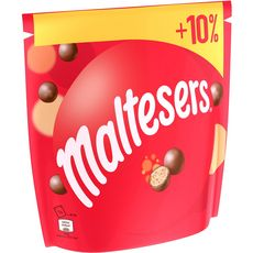 MALTESERS Billes chocolatées sablées et croquantes +10% offerts 440g