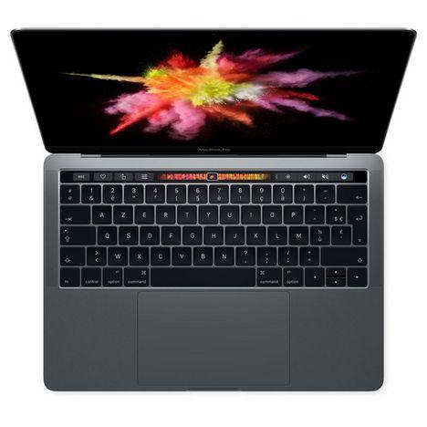 APPLE Ordinateur portable MacBook Pro Bar 13.3 Pouces 128 Go SSD Gris sidéral