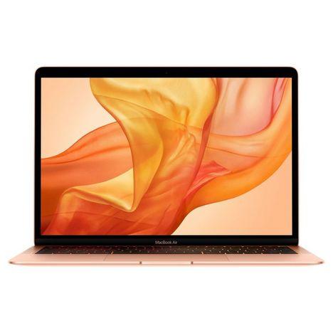 APPLE Ordinateur portable MacBook Air 13 Pouces 128 Go Or