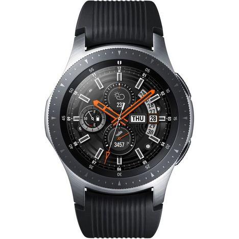 SAMSUNG Montre connectée Galaxy Watch 4G 46 mm Gris Acier Noir