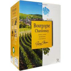 PIERRE CHANAU Bib AOP Bourgogne Chardonnay blanc 3l