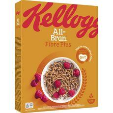 ALL BRAN Céréales fibres plus 500g