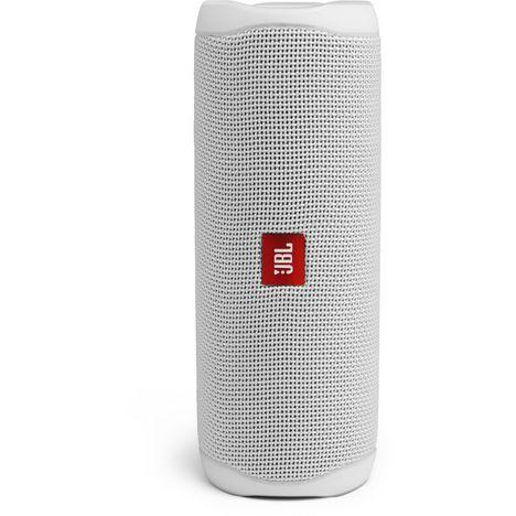 JBL Enceinte portable Bluetooth - Blanc - Flip 5