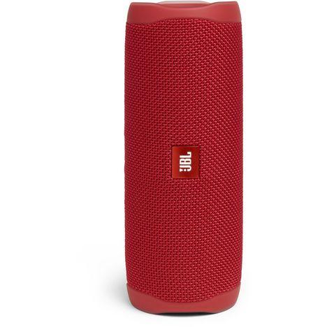 JBL Enceinte portable Bluetooth - Rouge - Flip 5