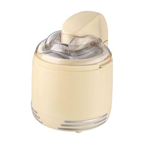 TEAM KALORIK Sorbetière 2 en 1 - TKG ICE2500 - Crème