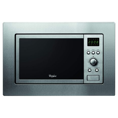 WHIRLPOOL Micro-ondes Encastrable AMW140IX Gril