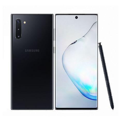 SAMSUNG Smartphone Galaxy Note 10 256 Go 6.3 pouces Noir 4G double SIM