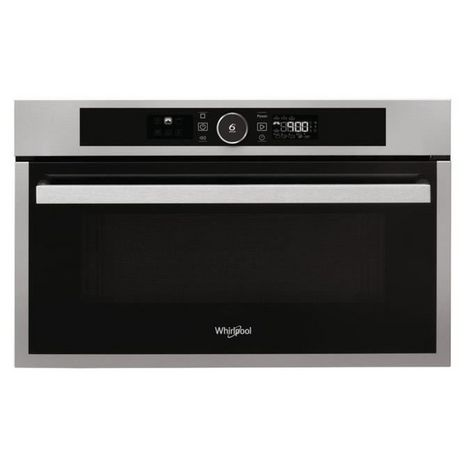 WHIRLPOOL Micro-ondes Encastrable AMW731IX Gril