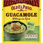 Old El Paso Old El Paso mélange d'épices pour guacamole 20g