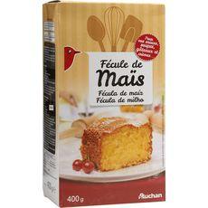 AUCHAN Auchan Fécule de maïs 400g 400g