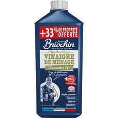 Briochin l'authentique vinaigre de ménage 1l +33% offert