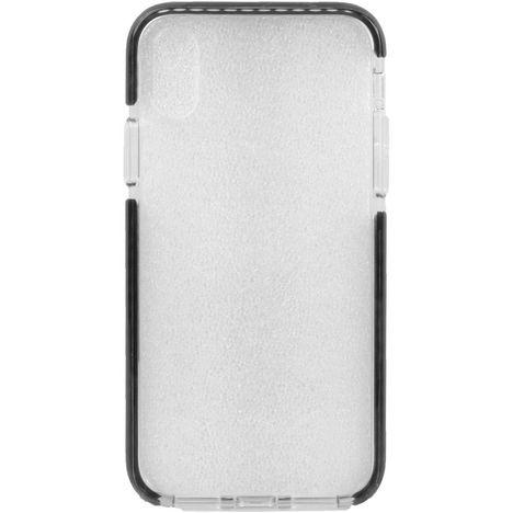QILIVE Coque de protection pour iPhone XS Max Transparent