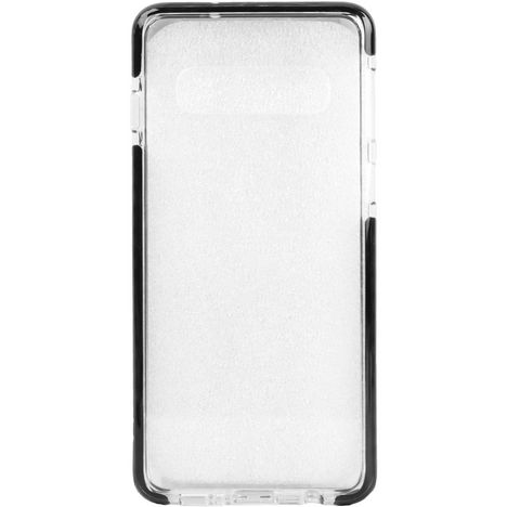 QILIVE Coque de protection pour Samsung Galaxy S10 Transparent