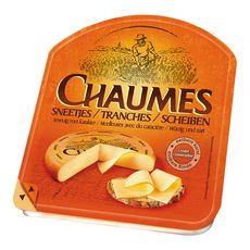 Chaumes Fromage en tranches 130g