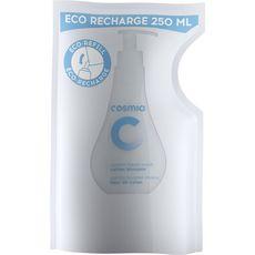 COSMIA Recharge crème lavante pour les mains fleur de coton 250ml