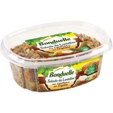 BONDUELLE Bonduelle salade lentille carotte 300g