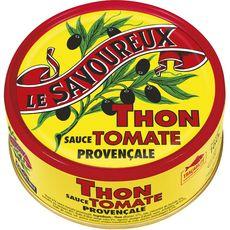 Le Savoureux thon sauce tomate provençale 160g