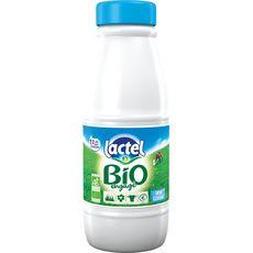 LACTEL LACTEL Lait demi-écrémé biologique 50cl 50cl