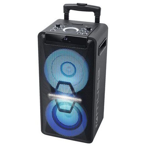 MUSE Enceinte portable Bluetooth M-1920 DJ - Noir