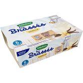 Blédina les brassés vanille 6x95g dès6mois
