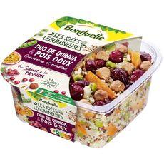 Bonduelle Salade de quinoa, pois, cranberry et noisettes 250g