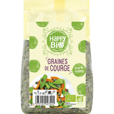 HAPPY BIO Graines de courge 250g
